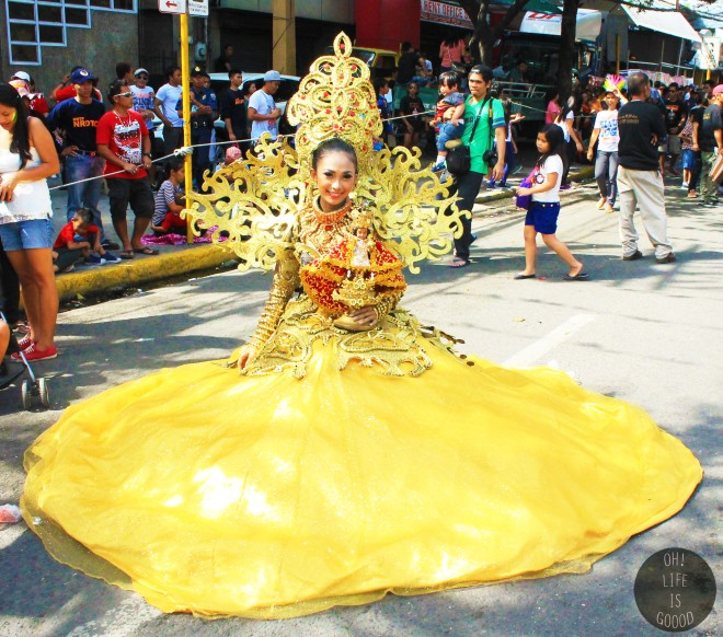 sinulog queen